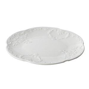 ソーサー「Jule-ジュール」ホワイト(φ15cm)