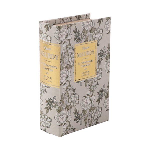 【即納可!】ブックボックスS・アイボリー(11×17×5cm)