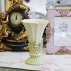 <b>【入荷未定】</b>【フラワーベース】ロココ調カップ(花器)「Greece」ホワイト (φ11cm)