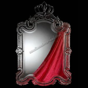 <B>【ベネチアンミラー】</B>壁掛けミラー スーパークラシック-2009(W85×H130cm)