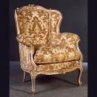 イタリア製 高級輸入家具<b>【BROGIATO】</b>1Pソファー(W80×D74×H100cm)