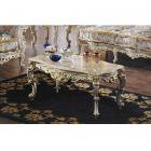 イタリア製 高級輸入家具<b>【BROGIATO】</b>NABUCCO シリーズ 大理石天板センターテーブル