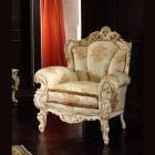 イタリア製 高級輸入家具<b>【BROGIATO】</b>BOHEME シリーズ 1Pソファー W98×D94×H112cm