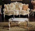 イタリア製 高級輸入家具<b>【BROGIATO】</b>BOHEME シリーズ 2Pソファー W217×D94×H116cm