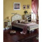 イタリア製 高級輸入家具<b>【BROGIATO】</b>ANASTASYA シリーズ ナイトテーブル W49×D31×H62cm