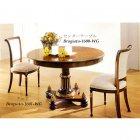 イタリア製 高級輸入家具<b>【BROGIATO】</b>センターテーブル(Φ125×H76cm)