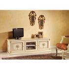 イタリア製 高級輸入家具<b>【BROGIATO】</b>テレビボード・ホワイト(W160×D58×H48cm)