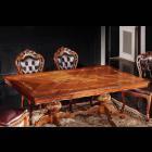 イタリア製 高級輸入家具<b>【BROGIATO】</b>ダイニングテーブル(W180×D100×H76cm)