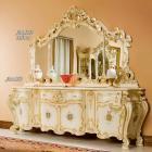 イタリア高級輸入家具<b>【SILIK−シリック】</b>MINERVA シリーズ ミラーのみ