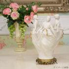 【即納可!】イタリア製 飾り壷 (三美神)