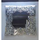 <B>【ベネチアンミラー】</B>壁掛けミラー:H100×W100cm