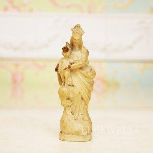【即納可!】19世紀フランス製作・アンティーク 聖母子像