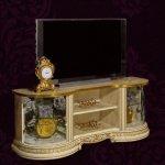 <B>【CAMEL】<LEONARD-レオナルド></B>イタリア製  TVボード (W137×H55cm)