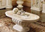 <B>【CAMEL】<LEONARD-レオナルド></B>イタリア製 センターテーブル (W130×H45cm)