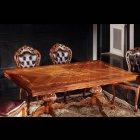 イタリア製 高級輸入家具<b>【BROGIATO】</b>ダイニングテーブル(W220×D100×H76cm)