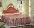 イタリア製 高級輸入家具<B>【BROGIATO】</B>BAROCCO シリーズ ベッド W200×D215×H160cm
