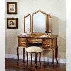 イタリア製 高級輸入家具<b>【BROGIATO】</b>D'ANNUNZIO シリーズ ミラー(W90×H72cm)