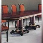 イタリア製 高級輸入家具<b>【BROGIATO】</b>DONATELLO シリーズ ダイニングテーブル(W300cm)