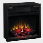 <b>【LLOYD GRANDE】</b>23インチ電気暖炉本体-パワーヒート-(W604×D238×H583mm)