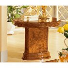 【CAMEL】イタリア製 ランプテーブル W70×D56×H54cm
