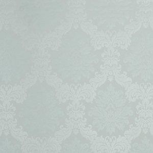 ≪国内在庫品≫輸入壁紙<b>【UTOPIA4】</b>ダマスク柄 ブルー系(53cm巾×10m巻)