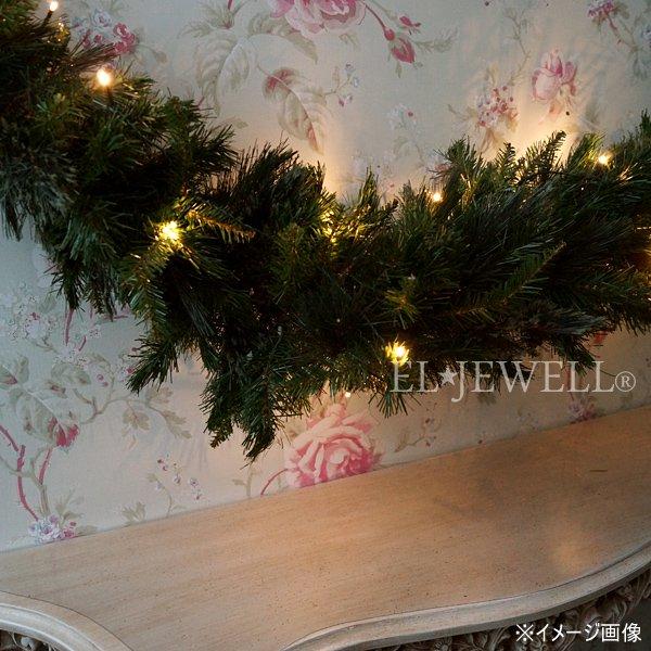 【即納可!】LEDイルミネーションライト・ウォームホワイト(約2.1m)