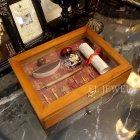 <b>【即納可!】</B>[シェーンブルン宮殿グッズ]ハプスブルグ家「双頭の鷲」紋章入ステーショナリーBOX
