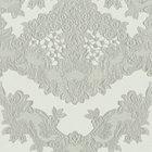 輸入壁紙<b>【フランス・Christian Lacroix】</b>macarena galuchat アイボリー系 52cm巾×10.05m巻