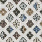 輸入壁紙<b>【フランス・Christian Lacroix】</b>Alcazar ブラウン系 52cm巾×10.05m巻