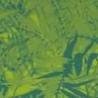輸入壁紙<b>【フランス・Christian Lacroix】</b>ジャングル柄 Eden Roc グリーン系 68.5cm巾×10.05m巻