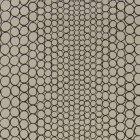 輸入壁紙<b>【フランス・Christian Lacroix】</b>Pearls ブラック×シルバー系 68.5cm巾×10.05m巻