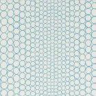 輸入壁紙<b>【フランス・Christian Lacroix】</b>Pearls ブルー系 68.5cm巾×10.05m巻