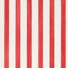 輸入壁紙<b>【フランス・Christian Lacroix】</b>ストライプ Beach Club レッド系 52cm巾×10.05m巻