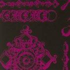 輸入壁紙<b>【フランス・Christian Lacroix】</b>La Main au Collet ピンク×ブラック系 52cm巾×10.05m