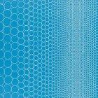 輸入ファブリック<b>【フランス・Christian Lacroix】</b>pearls ブルー 137cm巾×1m