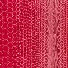 輸入ファブリック<b>【フランス・Christian Lacroix】</b>pearls レッド 137cm巾×1m