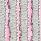 輸入ファブリック<b>【フランス・Christian Lacroix】</b>french frou frou ピンク 137cm巾×1m