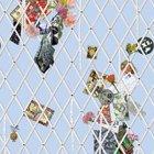 輸入ファブリック<b>【フランス・Christian Lacroix】</b>souvenir 137cm巾×1m