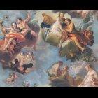 輸入壁紙<b>【フランス・PIERRE FREY】</b>VENUS 135.5cm巾×1m