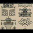 輸入壁紙<b>【フランス・PIERRE FREY】</b>PALAZZO ベージュ系 68.5cm巾×10.05m巻