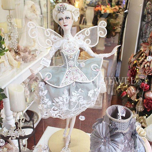 【即納可!】【ワケ有りセール!】【限定品】Katherine's Collection♪フェアリー(約H66cm)