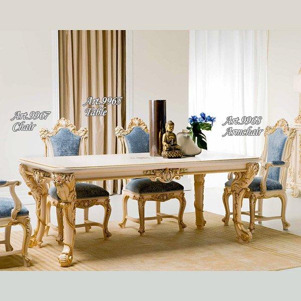 イタリア高級輸入家具 【SILIK−シリック】 ALEXANDRA シリーズ チェアのみ