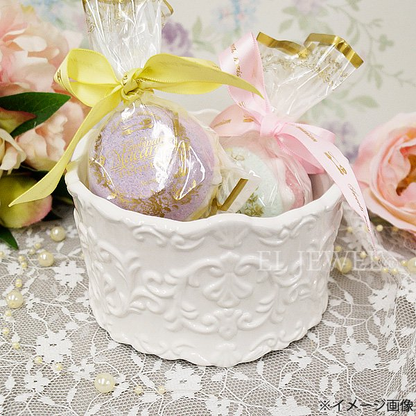 【即納可!】【フラワーベース】「la scena」花器 オフホワイト M(φ12×H7cm)