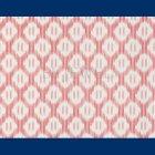 輸入壁紙<b>【フランス・BRAQUENIE】</b>LEANDRE ローズ色 52cm巾×10.05m巻