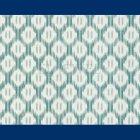 輸入壁紙<b>【フランス・BRAQUENIE】</b>LEANDRE ブルーグリーン 52cm巾×10.05m巻