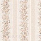 ≪国内在庫品≫輸入壁紙<b>【ドイツ・A.S. Creation】</b>Villa Rosso 花柄 アイボリー 53cm巾×10m巻