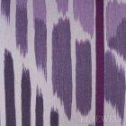 ≪国内在庫品≫輸入ファブリック<b>【イギリス・DESIGNERS GUILD】</b>madhuri Bandala Amethyst 紫 137cm巾×1m巻
