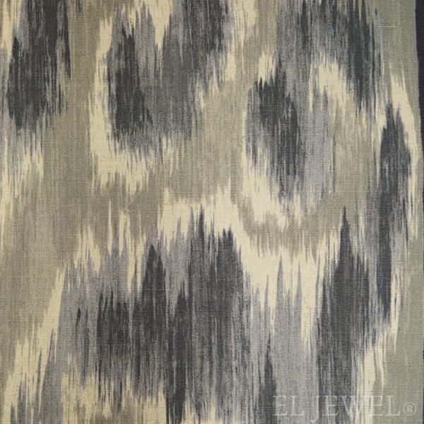 ≪国内在庫品≫輸入ファブリック【イギリス・DESIGNERS GUILD】madhuri Sungadi  graphite 石墨 137cm巾×1…