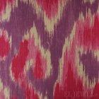 ≪国内在庫品≫輸入ファブリック<b>【イギリス・DESIGNERS GUILD】</b>madhuri Sungadi  Magenta 赤紫 137cm巾×1m巻