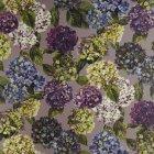 ≪国内在庫品≫輸入ファブリック<b>【イギリス・DESIGNERS GUILD】</b>madhuri Sudara 紫陽花  Amethyst 137cm巾×1m巻